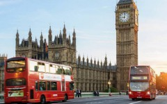 定制旅游英国10日