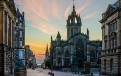 爱丁堡历史半日游