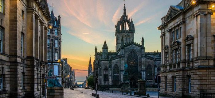 英国旅游-爱丁堡历史游