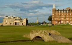 英国旅游-高尔夫旅游-老球场