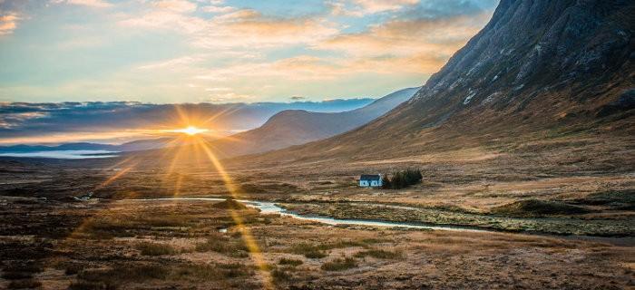 苏格兰高地小团游