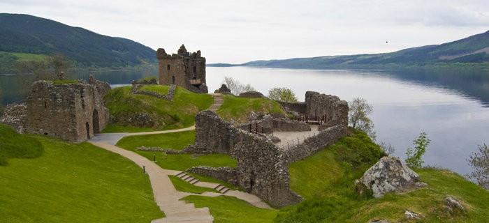 英国旅游苏格兰高地旅游3日尼斯湖